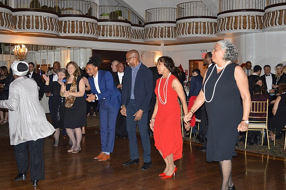 The Harlem Rotary Club flashed way back this past Friday, throwing a Harlem Nights themed fundraising gala to celebrate its ...