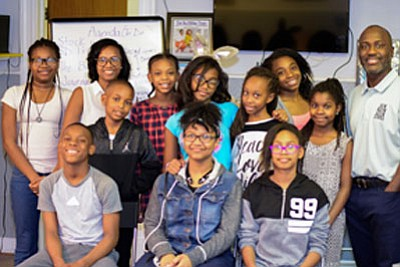 Thirteen Baltimore City and Baltimore County youth decided that learning about entrepreneurship, the stock market and 3D printing was more ...