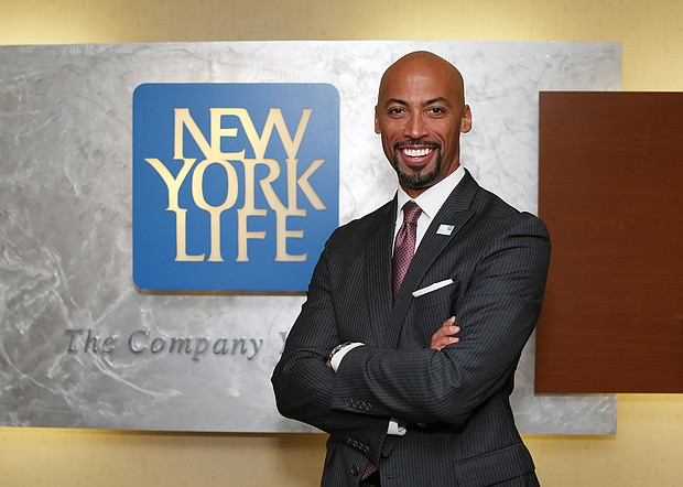 'I tell my agents that we have the responsibility to live up to the legacy of those who came before us by doing all that we can to help those who will come after us.' — Eugene Mitchell, New York Life Insurance Company
