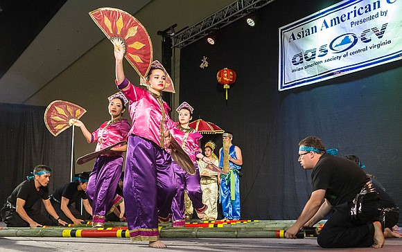 The culture and heritage of 16 nations will be on display in Richmond at the 20th Annual Asian-American Celebration. The ...