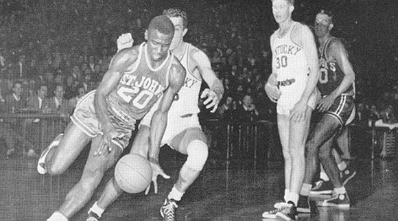 Solly Walker was front and center in the desegregation of NCAA college basketball. The South Carolina native, who broke the ...
