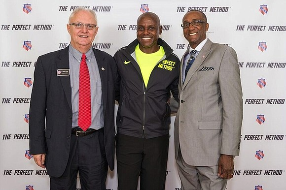 On Tuesday, May 9th, the Amateur Athletic Union (AAU) and Carl Lewis' The Perfect Method (TPM) announced an exciting agreement ...