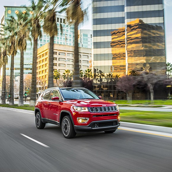 With the update of the 2017 Jeep Compass, now on sale, every Jeep has been remodeled. That is an indication ...