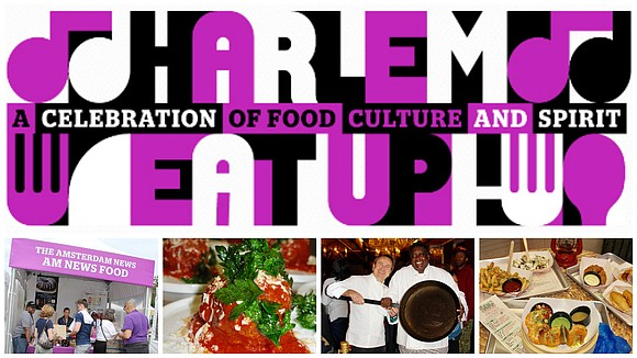 Get the latest about this year's Harlem EatUp!