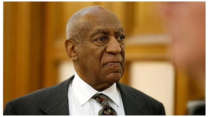 Bill Cosby departs the Montgomery County Courthouse after a preliminary hearing, May 24, 2016, in Norristown, Pennsylvania. Cosby was ordered to stand trial on sexual assault charges after a hearing that hinged on a decade-old police report. (Photo by Matt Rourke-Pool/Getty Images)