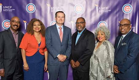 The United Negro College Fund (UNCF), the nation's largest and most effective minority education organization, recently held a kick-off reception ...