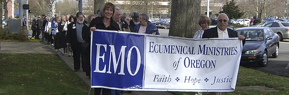 Ecumenical Ministries of Oregon (EMO) strongly supports religious freedom, free speech and the separation of church and state. However, we ...