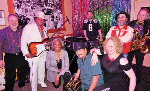 """Louisiana-born Norman """"Boogie Cat"""" Sylvester and his team of blues and gospel musicians from Portland presents """"A Phenomenal Concert,"""" a ..."""