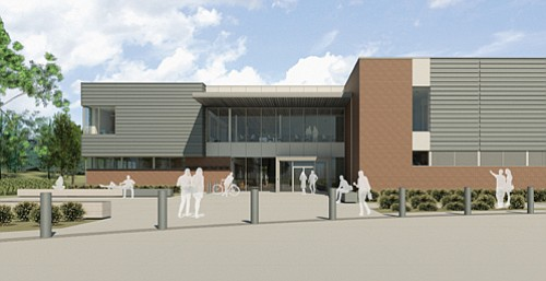 Clackamas Community College is upping its game with business and industry by building a new center for career technical education ...