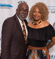 NAACP VP John Futch and Linda Hart Linda Jackson