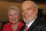 Honoree Dr. Joseph A. Bailey, II, M.D. and wife