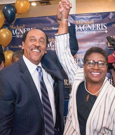 This past Thursday, May 11th, Michael Bagneris announced his bid for Mayor at Dooky Chase's Restaurant in Treme'. So far, ...