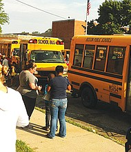 School department officials are seeking ways to reduce the number of bus routes needed.