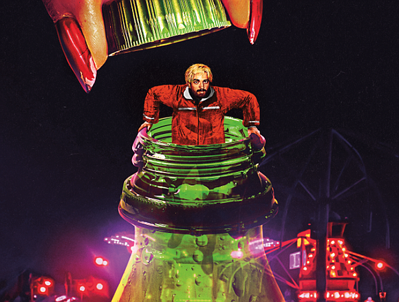 The first trailer for GOOD TIME is a haywire symphony of violence and mayhem, featuring Robert Pattinson and original music ...