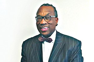 Commissioner John Wiley Price, May 4.