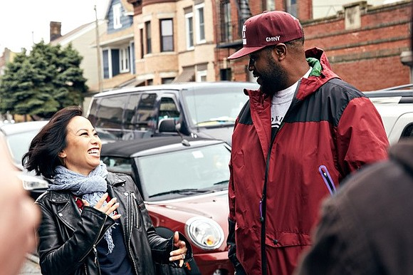 Do hip-hop and food go together like a hot dog and a bun? Ask Miss Info, a hip-hop insider and ...