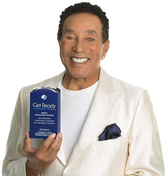 "Smokey Robinson is one of America's more eternal frontmen; the ""King of Motown"" not only crafted the words we used ..."