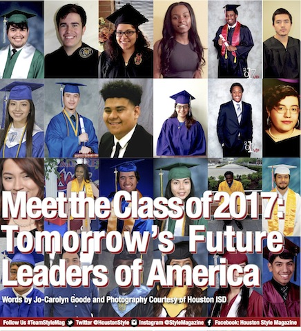 Meet the Class of 2017: Tomorrow's Future Leaders of ...