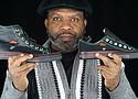Tariq Edmondson of sneakerscustom.com