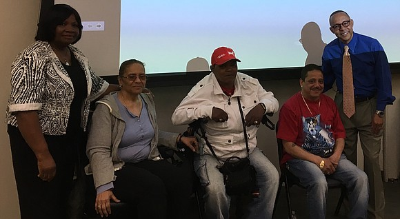 Patients who have struggled in the past with medical and mental health challenges and who live in the Harlem community ...