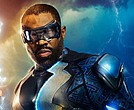 Cress Williams as Black Lightning, coming to The CW.