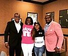 McDonald's franchisee Darrell Byrd was joined by Tiara Baker, Brianna A. Smith and TSD Publisher Bernal E. Smith II. Check out the clip from TSDtv!
