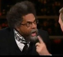 """Cornel West and Bill Maher on HBO's """"Real Time with Bill Maher"""""""
