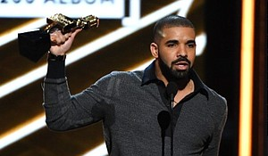 Drake set a record at this year's Billboard Awards