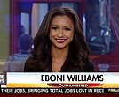 Eboni K. Williams of Fox News.