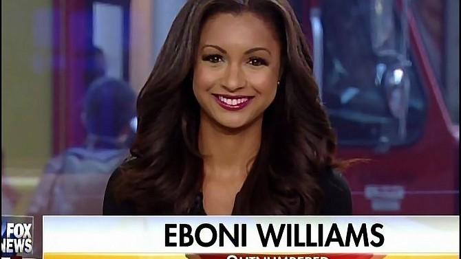 Eboni K. Williams of Fox News.