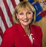 Kim Guadagno. - Wikipedia photo