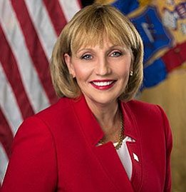 Kim Guadagno. - Wikipedia photo