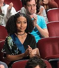 "Yara Shahidi will star in a ""black-ish"" spinoff called ""College-ish"" in 2018. - Photo/ABC"