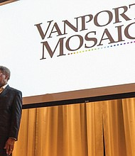 Portland Community College Professor James Stanley Harrison is the official historian for the Vanport Mosaic Festival.