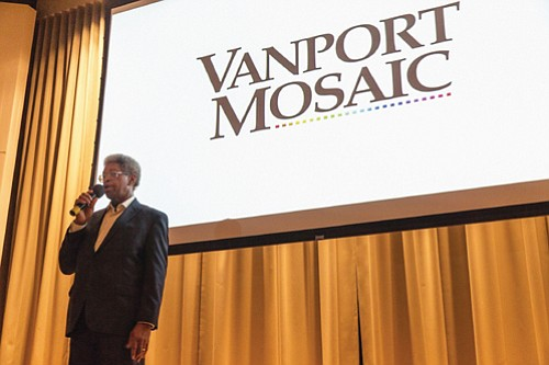 Portland Community College Professor James Stanley Harrison is the official historian for the Vanport Mosaic Festival taking place this long ...
