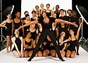 The Jefferson Dancers, the elite dance company of the nationally known dance department at Portland's Jefferson High School.