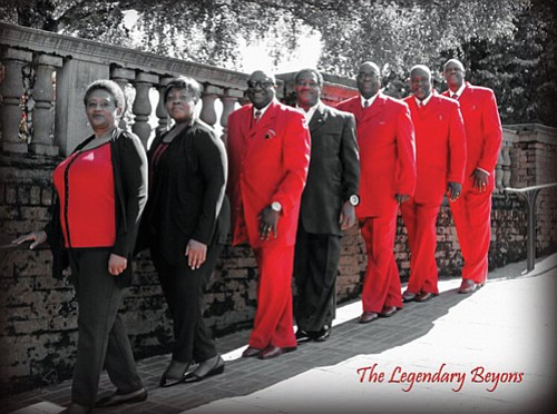 The Legendary Beyons, a Portland gospel group, will be doing a benefit concert on Saturday, May 27 at New Song ...