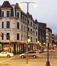 Dudley Square is at the heart of the newly-designated Roxbury Cultural District.