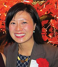 Karen Chen, former co-director of the Chinese Progressive Association, now takes up the role of CPA's executive director, with the transition official in July.
