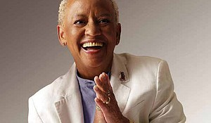 Nikki Giovanni, shown here, will be honored at the ninth annual AAMBC Literary Awards.