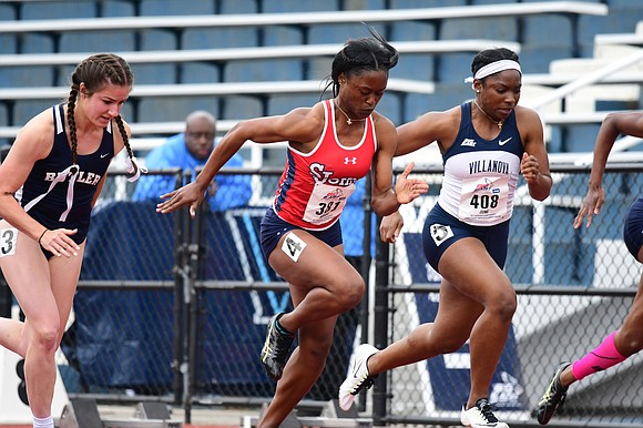 The NCAA Outdoor Regional Championships take place today through Saturday in Lexington, Ky. Three members of the track and field ...