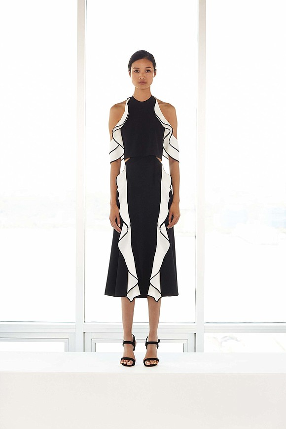 At New York Fashion Week, there were several new designers on the bill. Jonathan Simkhai's presentation was created for the ...