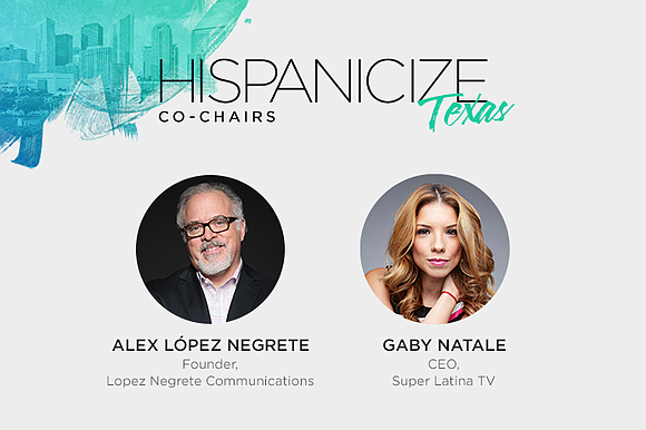 Nationally renown Hispanic marketing industry leader Alex López Negrete, CEO and founder of Lopez Negrete Communications, and multi EMMY Award-winning ...