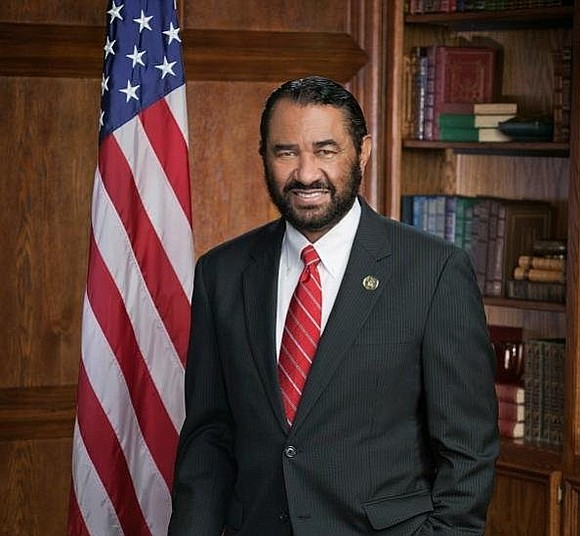 Rep. Al Green, a Texas Democrat, said Wednesday that black Americans should consider declining White House invitations until President Donald ...