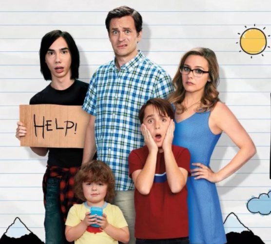 Diary Wimpy Actor 2017: 'Diary Of A Wimpy Kid: The Long Haul'—Take This Trip