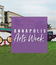 The Annapolis' arts scene will be front and center during Annapolis Arts Week, June 3-11, 2017. The nine-day event is a microcosm of the rich and dynamic visual and performing arts scene that's alive and well in Annapolis. 