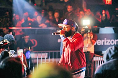 Freestyle rap battles represent a creative process for popular Annapolis hip-hop artist Tre Da Kid, whose approach of taking the ...