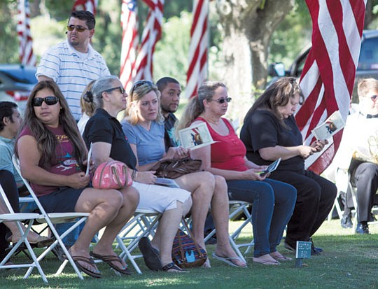 The Antelope Valley Service Organization Association (AVSOA) will conduct its annual Memorial Day Ceremony at 11 a.m. Monday at Desert ...