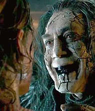Javier Bardem in 'Pirates of the Caribbean: Dead Men Tell No Tales'