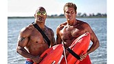 "Dwayne ""The Rock"" Johnson takes on the role of Mitch Buchannon in the big screen adaptation of the worldwide '90s hit TV show Baywatch. David Hasselhoff, who originated the role on TV, makes a cameo appearance in the action comedy."